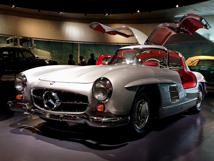1955 Mercedes-Benz 300 SL Coupé
