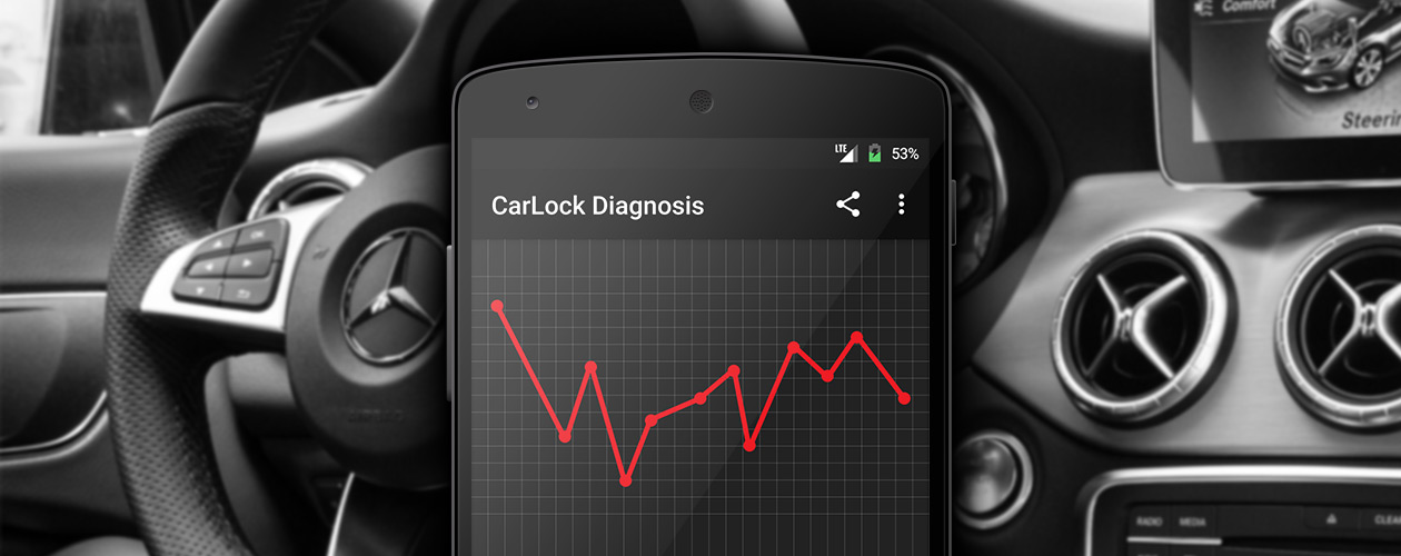 Android diagnosis tool