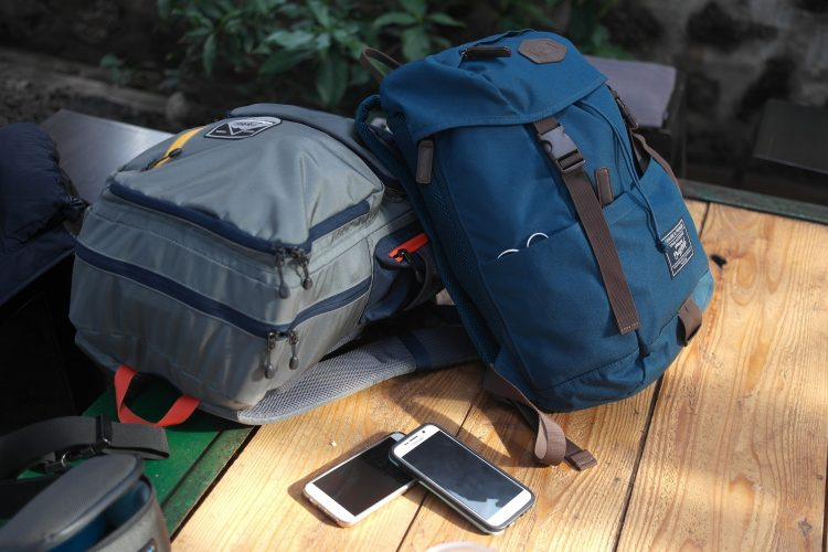 luggage GPS tracker