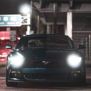 Car Alarm Mustang