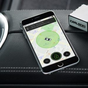 CarLock GPS Tracker