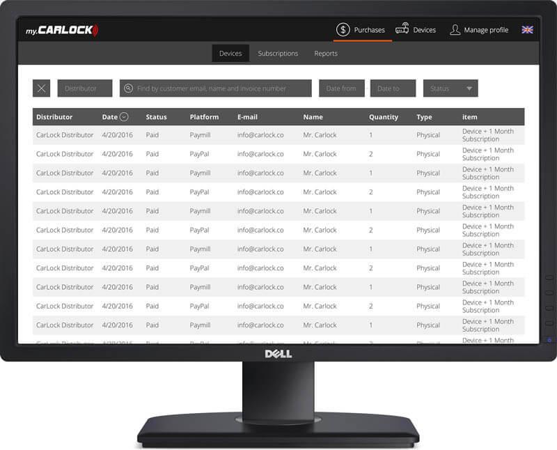 CarLock Distributor Tool